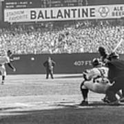 1956 World Series - Game 5  Brooklyn Poster
