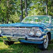 1961 Chevrolet Impala 2 Door Hard Top Poster