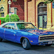 1970 Dodge Charger R/t Poster