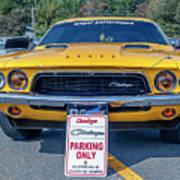 1973 Dodge Challenger Poster