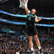 2019 At&t Slam Dunk Contest Poster