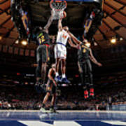 Atlanta Hawks V New York Knicks Poster