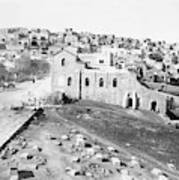 Bethlehem 19th Century Poster