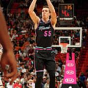 Brooklyn Nets V Miami Heat Poster