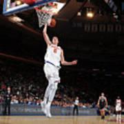 Brooklyn Nets V New York Knicks Poster