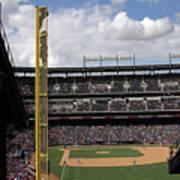 Detroit Tigers V Texas Rangers Poster