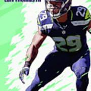 Earl Thomas,seattle Seahawks. Poster