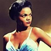 Eartha Kitt, Hollywood Legend Poster