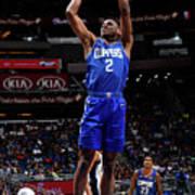 La Clippers V Orlando Magic Poster