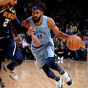 Memphis Grizzlies V Denver Nuggets Poster
