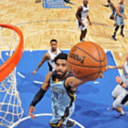 Memphis Grizzlies V Orlando Magic Poster
