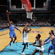 Minnesota Timberwolves V Oklahoma City Poster