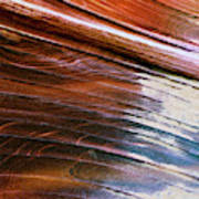 Rock Formations, Vermillion Cliffs Poster