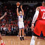 Sacramento Kings V Houston Rockets Poster