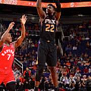 Toronto Raptors V Phoenix Suns Poster