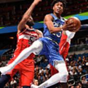 Washington Wizards V Orlando Magic Poster