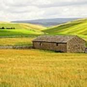 Yorkshire Dales Landscape Poster