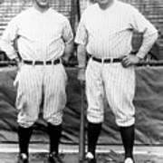 National Baseball Hall Of Fame Library 203 Poster