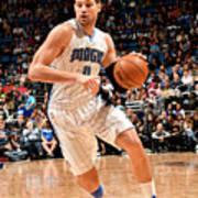 Brooklyn Nets V Orlando Magic Poster
