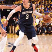 New Orleans Pelicans V Golden State Poster