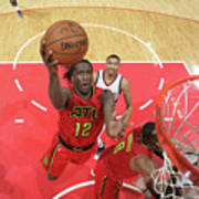 Atlanta Hawks V Washington Wizards - Poster