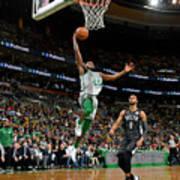 Brooklyn Nets V Boston Celtics Poster