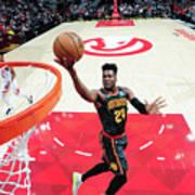 Chicago Bulls V Atlanta Hawks Poster