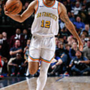 Golden State Warriors V Dallas Mavericks Poster