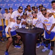 Golden State Warriors V San Antonio Poster
