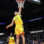 Indiana Pacers V Atlanta Hawks Poster