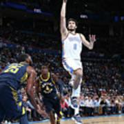 Indiana Pacers V Oklahoma City Thunder Poster