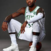Kyrie Irving Boston Celtics Portraits Poster