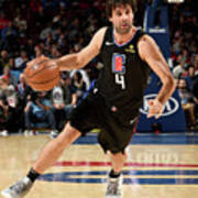 La Clippers V Philadelphia 76ers Poster
