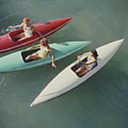 Lake Tahoe Trip Poster