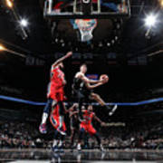 New Orleans Pelicans V Brooklyn Nets Poster