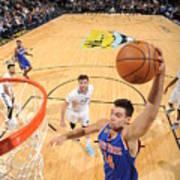 New York Knicks V Denver Nuggets Poster