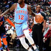 Oklahoma City Thunder V Atlanta Hawks Poster