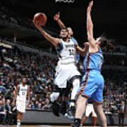 Oklahoma City Thunder V Minnesota Poster