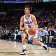Philadelphia 76ers V Utah Jazz Poster