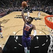 Phoenix Suns V San Antonio Spurs Poster
