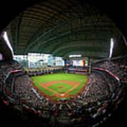 Texas Rangers V Houston Astros Poster
