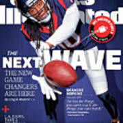 The Next Wave The New Game Changers Are Here Sports Illustrated Cover Poster