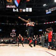 Toronto Raptors V Cleveland Cavaliers - Poster