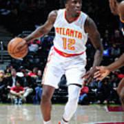 Utah Jazz V Atlanta Hawks Poster