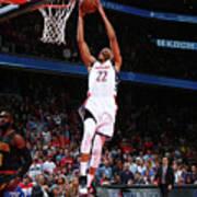 Atlanta Hawks V Washington Wizards Poster