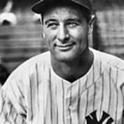 National Baseball Hall Of Fame Library 39 Poster
