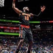 Atlanta Hawks V Orlando Magic Poster