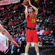 Brooklyn Nets V Atlanta Hawks Poster