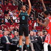 Charlotte Hornets V Houston Rockets Poster