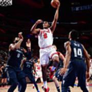 Chicago Bulls V Detroit Pistons Poster